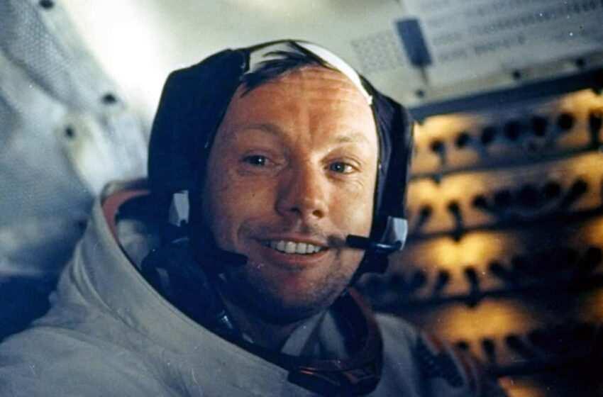 Muore Neil Amstrong, il primo uomo ad andare sulla Luna