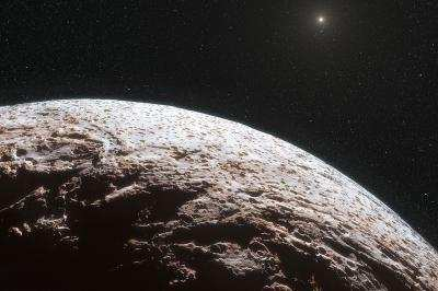 Spazio: Makemake, il pianeta nano senza atmosfera