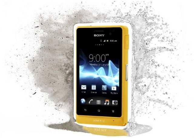 Sony Xperia Go in vendita ufficialmente negli Stati Uniti d'America!