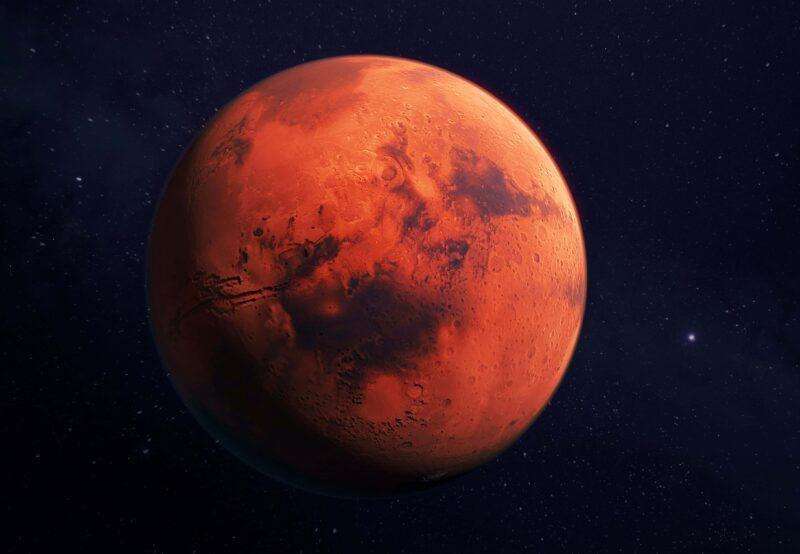 marte 1 800x554 - Nuovo Messico: scoperto meteorite proveniente da Marte
