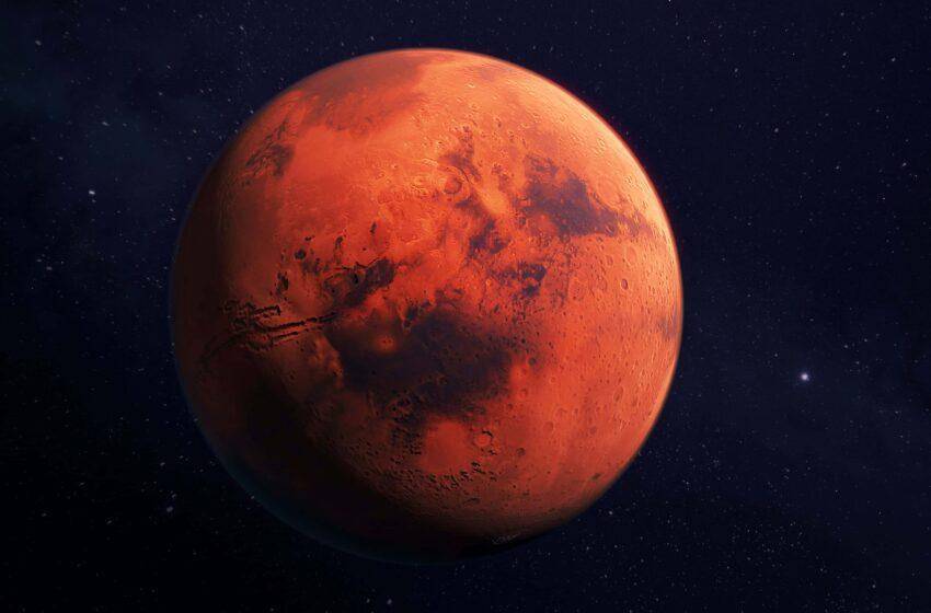 Nuovo Messico: scoperto meteorite proveniente da Marte