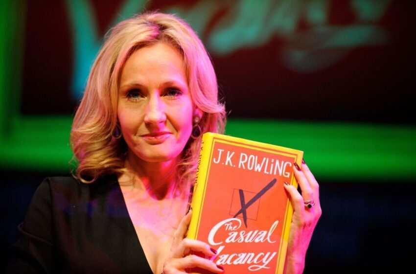 Il Seggio vacante il libro di J.K. Rowling – la Recensione