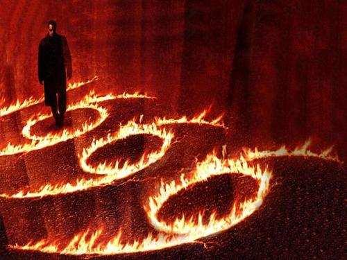 anticristo1 - Shock in Cile: neonato bruciato vivo perchè considerato l'Anticristo