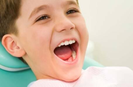 carie bambino dentista