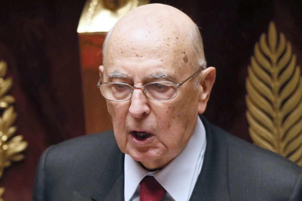 Il Presidente della Repubblica Napolitano non poteva essere rieletto: violata la Costituzione?