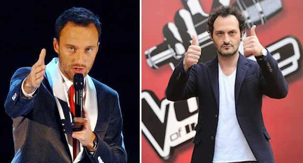 THE VOICE OF ITALY vs. XFACTOR 7?