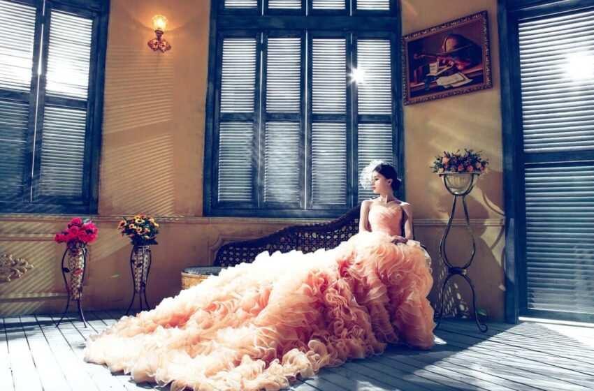 Abito da sposa: un sogno antico ancora attuale dalle principesse alle dive
