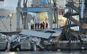 genova - Tragedia al porto di Genova: la giornata della rabbia