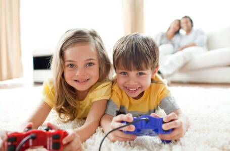 insonnia infantile videogames