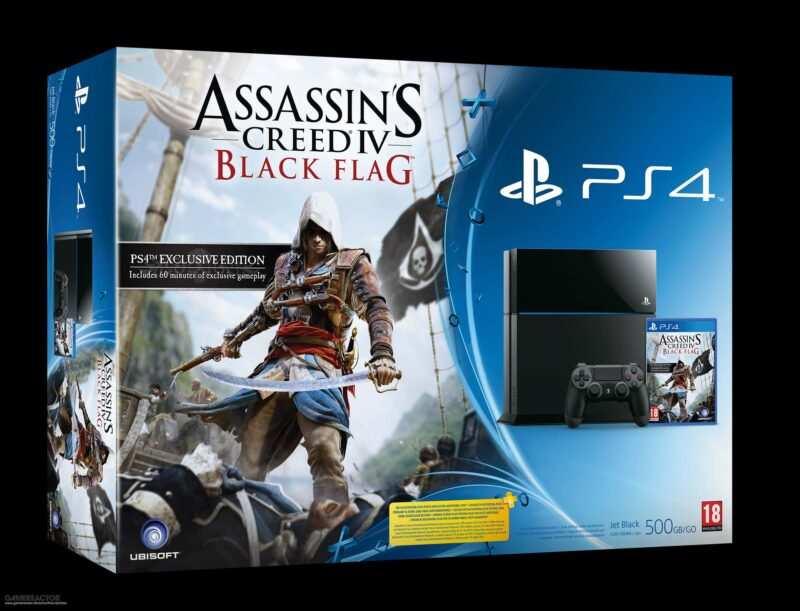 assassinscreed4 ps4 800x611 - Sony rivela la Playstation 4