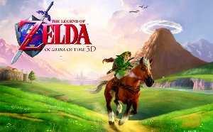 zelda ocarina of time 3ds - Nintendo 3DS: una retrospettiva