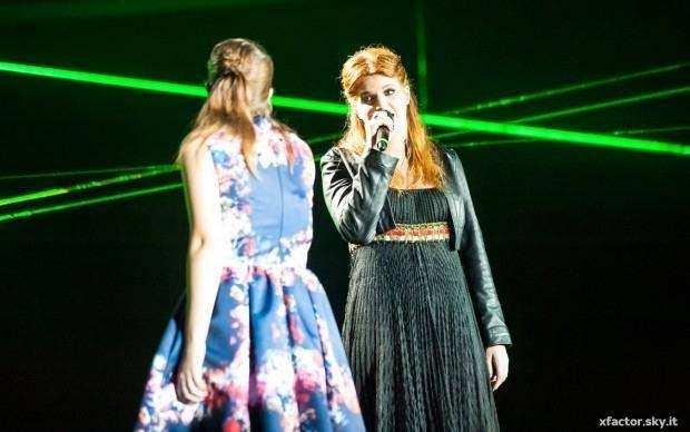 Chiara Galiazzo e Francesca Michelin aprono XFactor7