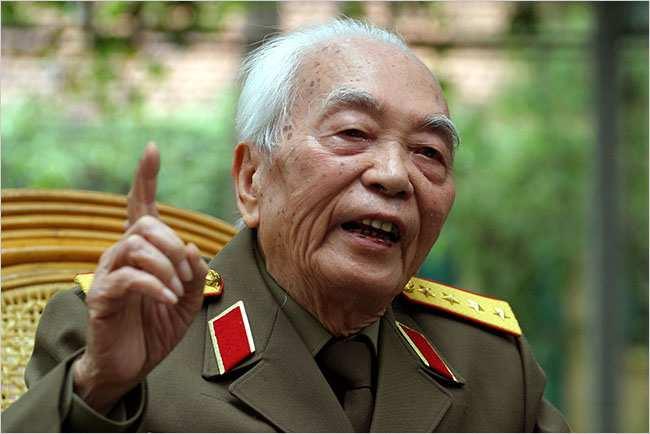 Vietnam: generale Giap morto all'età di 102 anni