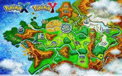 pokemon 4 - Il ritorno dei Pokemon x e y