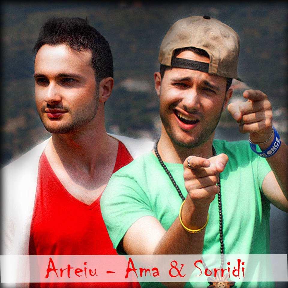Ama&Sorridi CD FRONT