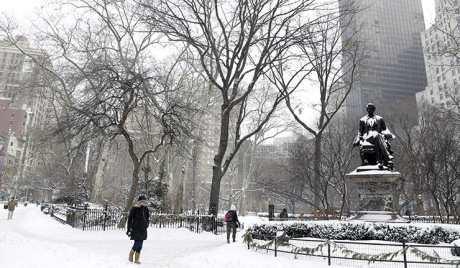 Ondata di freddo polare. Stati Uniti a oltre 40 gradi sotto zero
