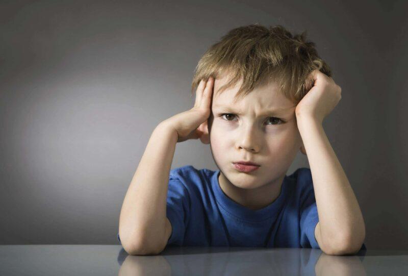 balbuzie terapia bambino 800x541 - Terapia per la balbuzie