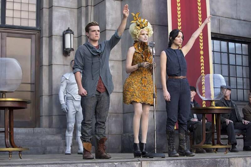 hunger games 4 800x534 - Hunger Games di Suzanne Collins, la trilogia