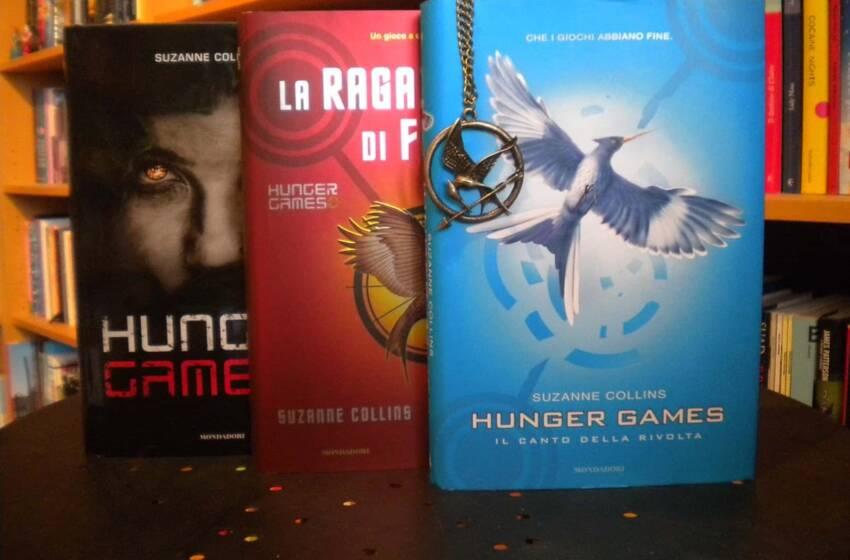 Hunger Games di Suzanne Collins, la trilogia