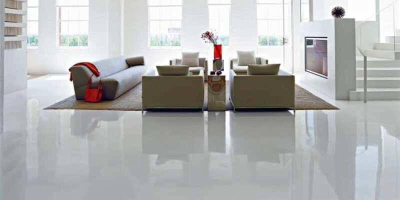pavimento in resina 3 800x400 - Pavimento in resina - i Vantaggi rispetto ai pavimenti standard