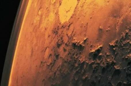 Marte: Scoperta una misteriosa roccia