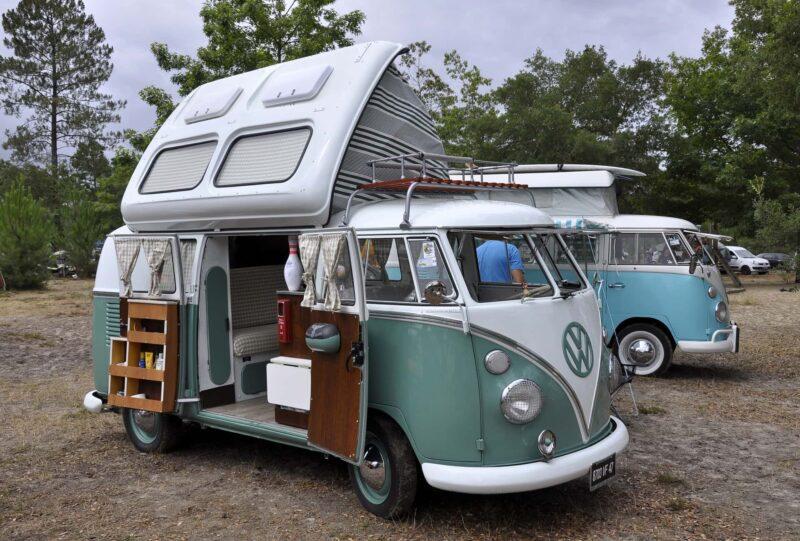 vw camper 800x541 - Allestire un camper