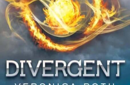 divergent di veronica roth la copertina del libro