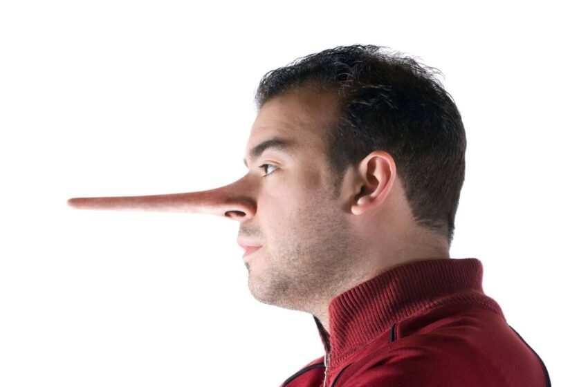 Come riconoscere le bugie, piccola guida per scoprire chi mente