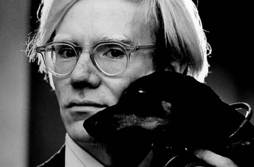 Andy Warhol: trovate 12 opere inedite su floppy disc del maestro della pop art