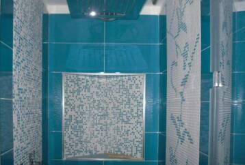 doccia piastrelle