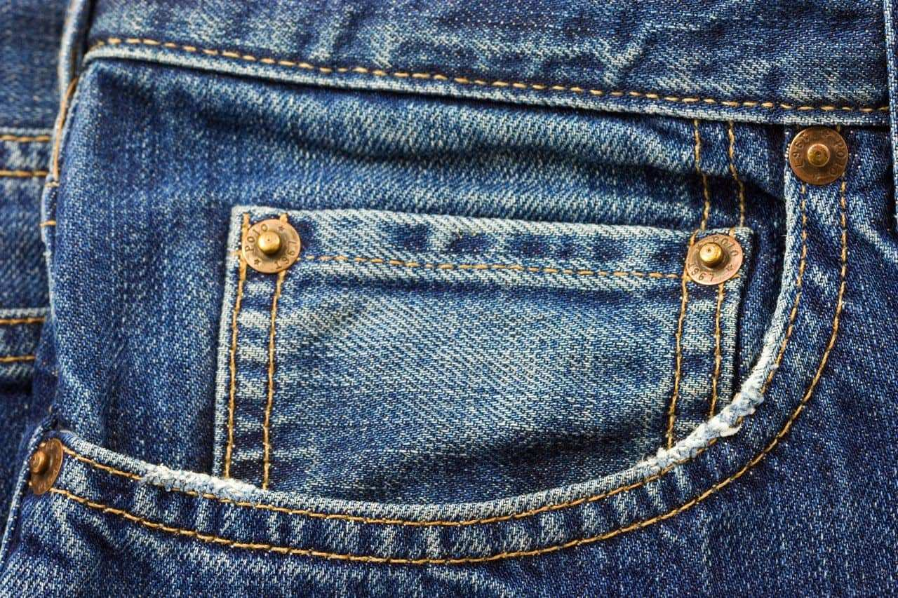 jeans rivetti