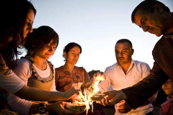 Lalish: il luogo di culto in Kurdistan