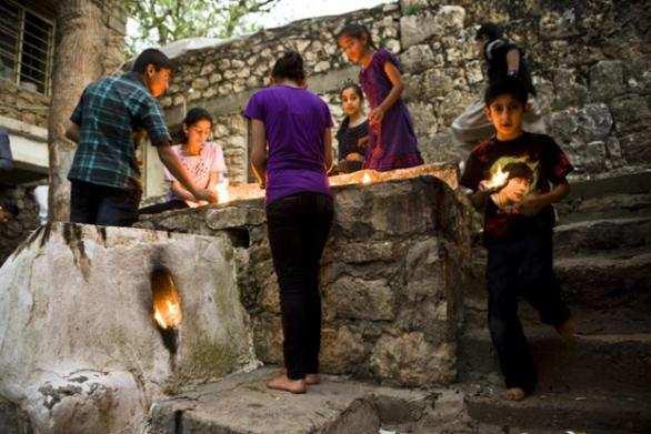 lalish3 - Lalish: il luogo di culto in Kurdistan
