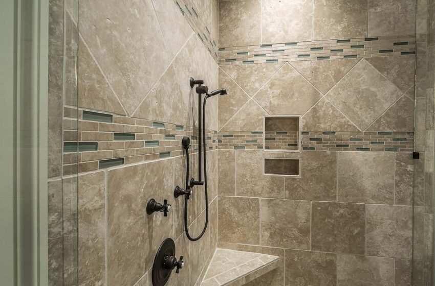Piastrelle per la doccia consigli per la scelta e la posa