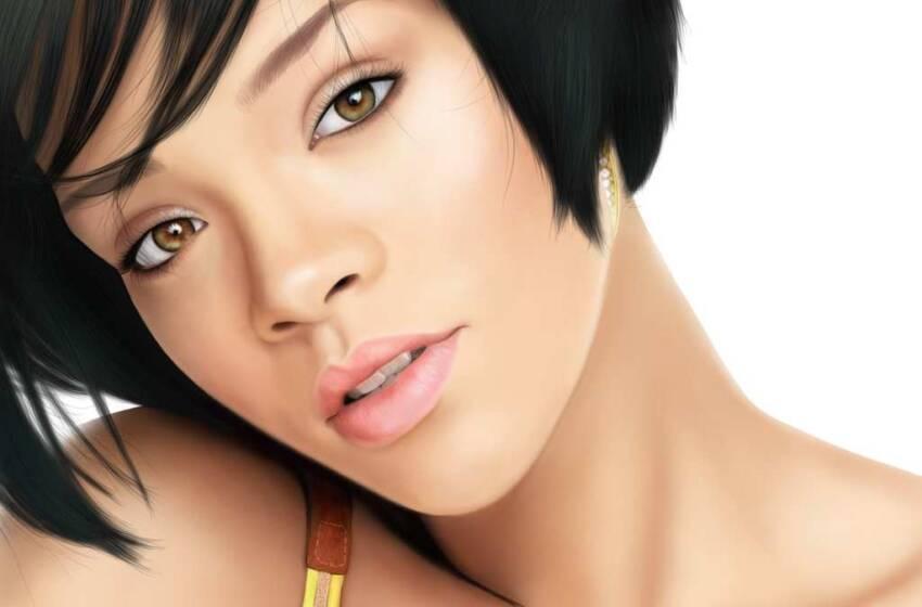 Rihanna: un'esplosione di sensualità per Vogue Brasile