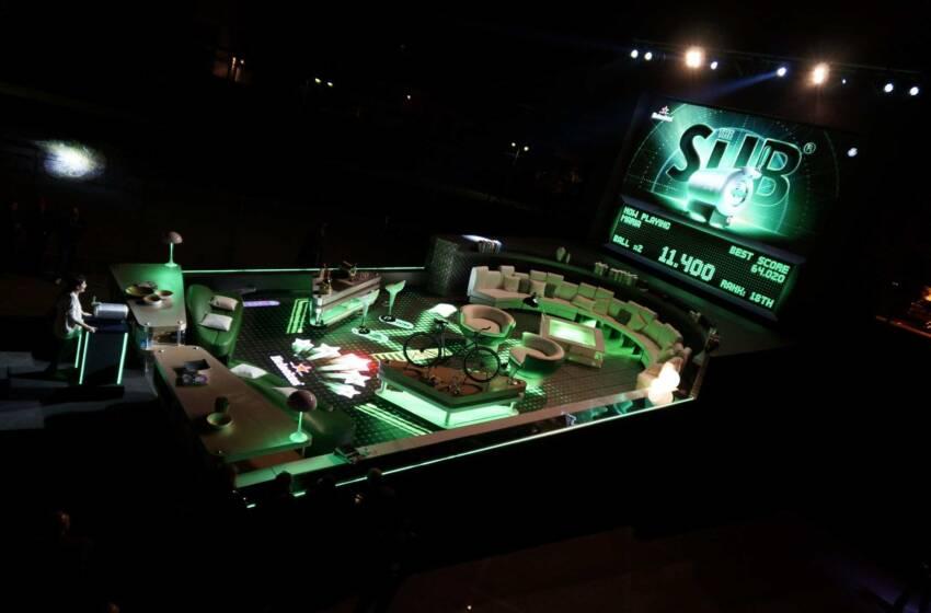 Heineken presenta il flipper più grande del mondo: THE SUB