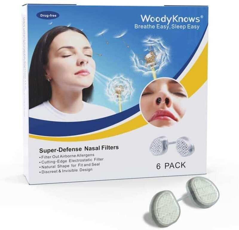Filtri nasali antipollini 800x771 - Allergia ai pollini: 5 consigli per prevenirla