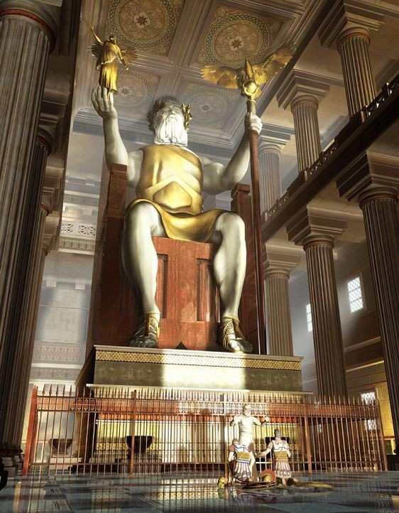 Sette meraviglie monumentali del mondo antico 2 - Sette meraviglie monumentali del mondo antico