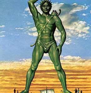 Sette meraviglie monumentali del mondo antico