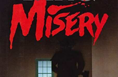 Copertina libro stephen king misery