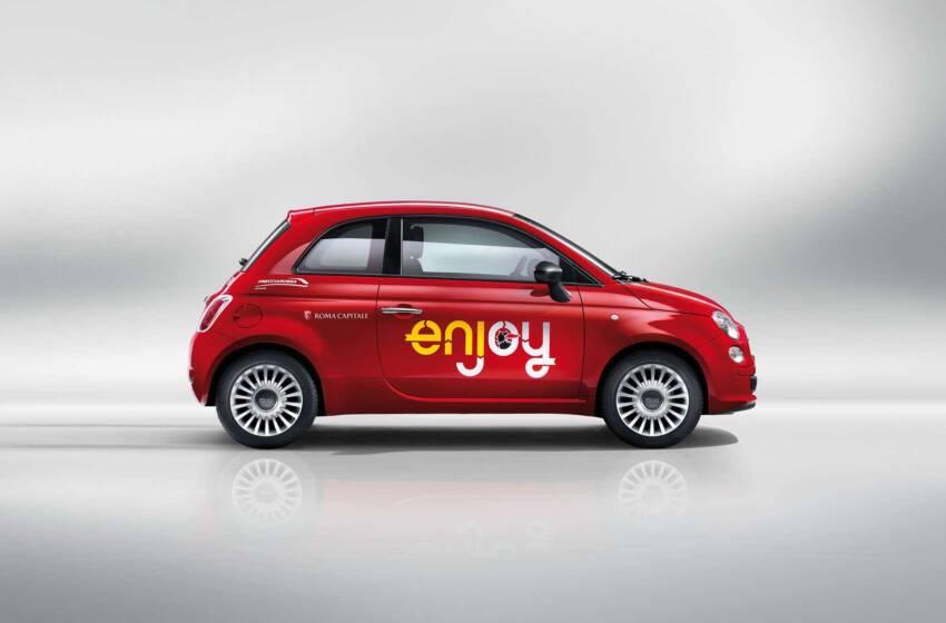 enjoy arriva a Roma per rivoluzionare la mobilità dei propri cittadini