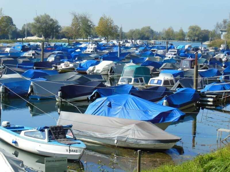 barca coperta telo pvc 800x600 - Teli in pvc per proteggere la barca con una copertura