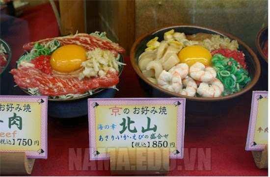 cibo finto 2 - Sampuru, l'arte del cibo finto giapponese (video)