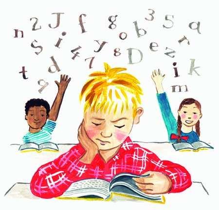 La dislessia nei bambini: scoprirla e capirla