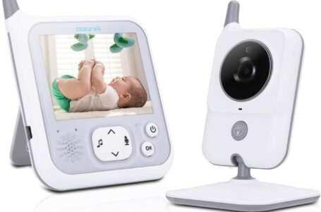 Baby Control Monitor di Sorveglianza