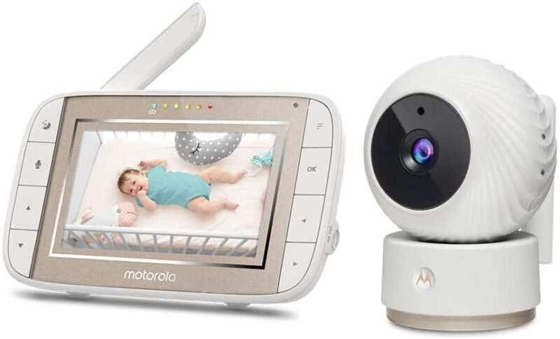 Baby Control Monitor di Sorveglianza 800x485 - Neonati, scienza e tecnologia si mettono al loro servizio - Baby Control Monitor di Sorveglianza