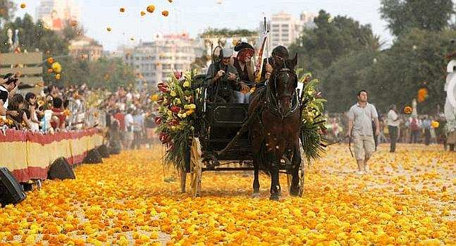 Feria de Julio a Valencia