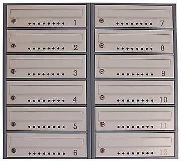 Cassette postali condominiali: un po' di info al riguardo…