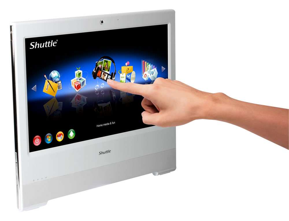shuttle pc all-in-one