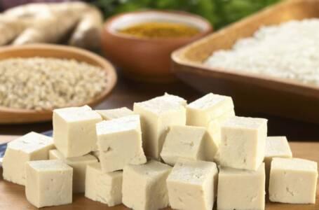 I valori nutrizionali del tofu